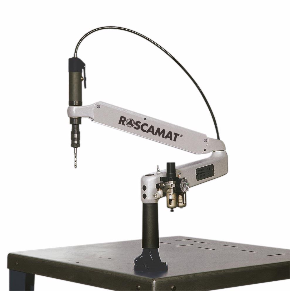 Roscamat R200 Pneumatic Tapping Machines