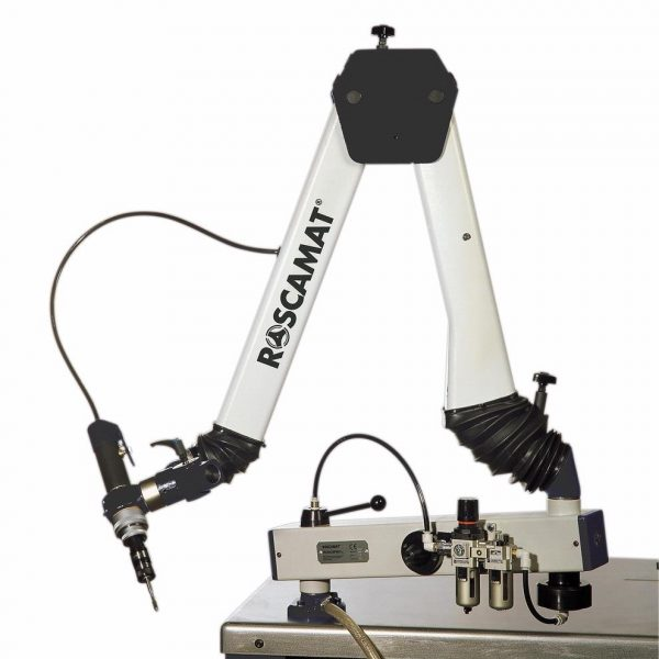 Roscamat R500RH Pneumatic Tapping Machines