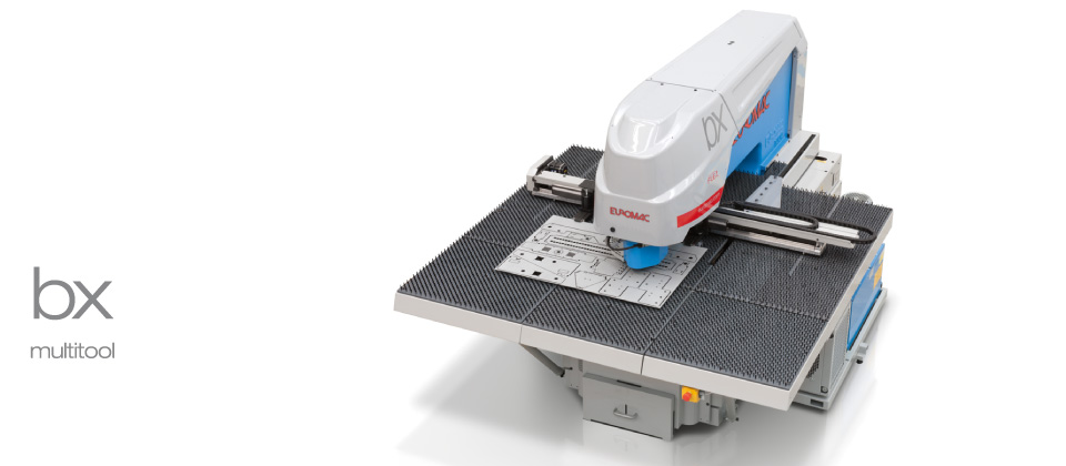 CNC Punching Machines BX Multitool