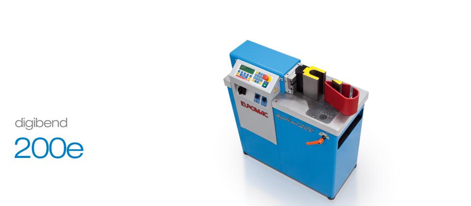 Euromac Bending Machines Digibend 200e